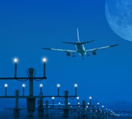 airport approach lighting systems