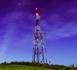 telecommunications and cell tower lighting solutions