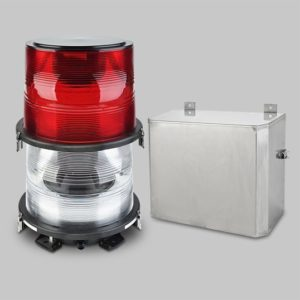 FTB 302d Medium Intensity Dual L-864/L-865 AOL Strobe Light