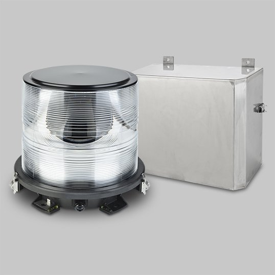 FTB 310 Medium Intensity White L-865 Xenon Tower Light