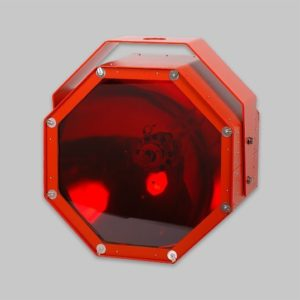 FTB 600 High Intensity Wave-Off Beacon red obstruction lighting