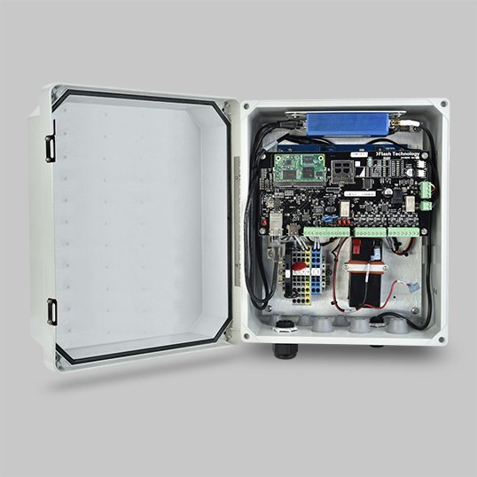FTM 190 SNMP SNMPv3 Obstruction Lighting Monitoring System