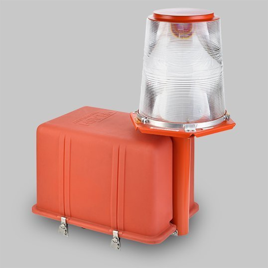 FTS 400 Omnidirectional L-849 Voltage-Driven Airport Approach Light