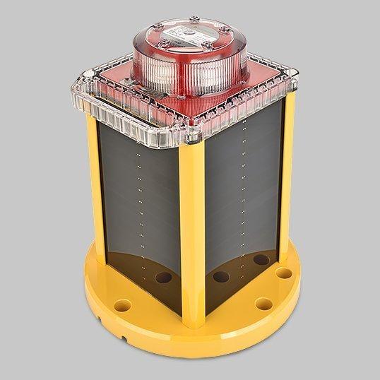 OL800 Luz LED roja Obstructrion | Tipo A / B de baja intensidad Tipo A / Tipo B