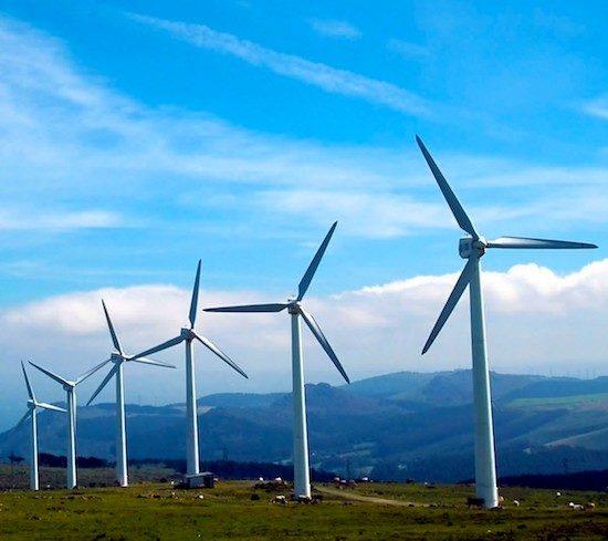 John Deere Wind Energy Wind turbines generate clean energy across America