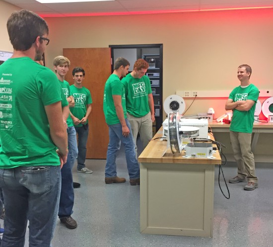 Manufacturing Day 2016 | Tower Lights & Obstruction Lights