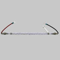 F4587703 quartz flash tube 12 linear