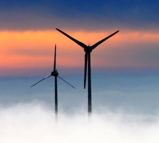 spring 2017 tradeshow wind energy farm