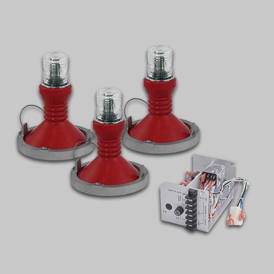 Kit de conversión de marcador LED retro top