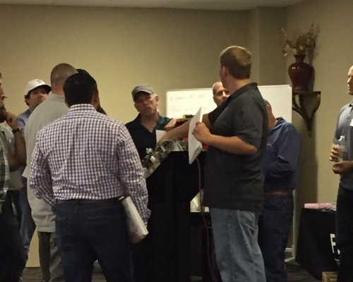 Hands-on training in Franklin, TN