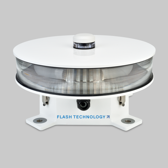 Vanguard FTS 370i-2 integrated wind turbine obstruction light