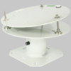 Optional, adjustable mounting pedestal for mounting the FS 3702 wind turbine light in variable mounting positions