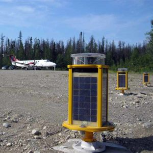 An older model A704 installed at Tsay Keh Dene First nation in British Columbia, Canada