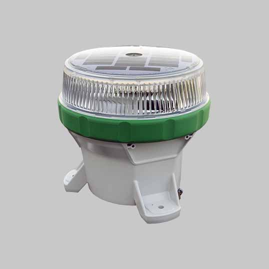 A650/M650 green solar light