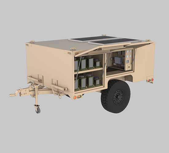 portable airfield lighting trailer (palt)