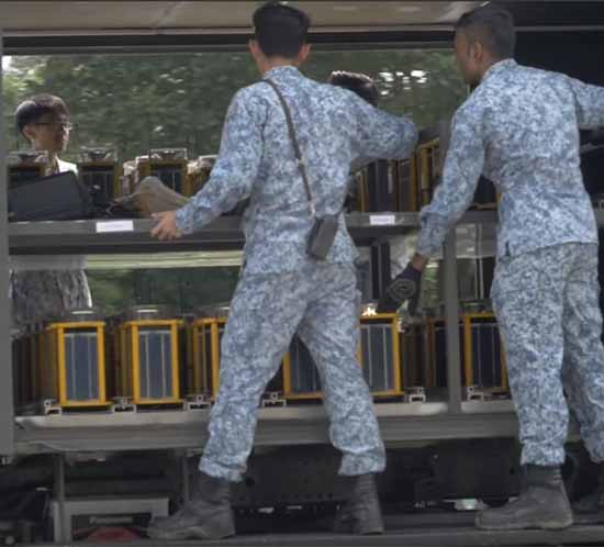 Singapore Air Force deploys military airfield lighting solutions