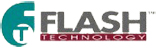 Flash Technology logo in 1990