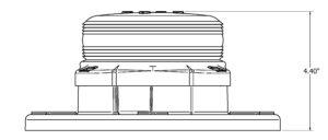 FTS 350i dimensions
