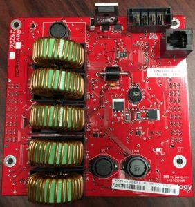 Vanguard Medium FTS 370 flashhead IR core board