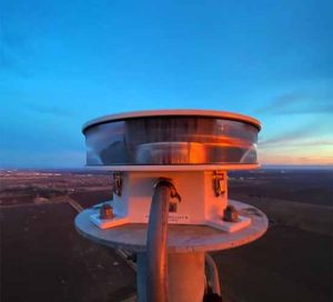 KCTC Sacramento tower tier 2 beacon
