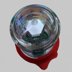MKR 371, an L-810 obstruction light, has 3 LED boards on alternating faces